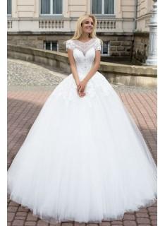 Robe de mariée princesse,robe de mariée pas